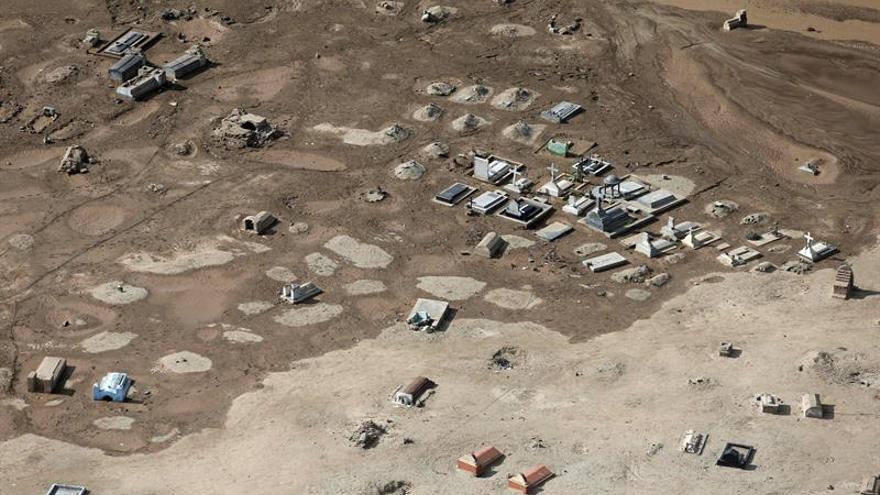 Nuevas lluvias amenazan con agravar las inundaciones en Perú, con 75 muertos