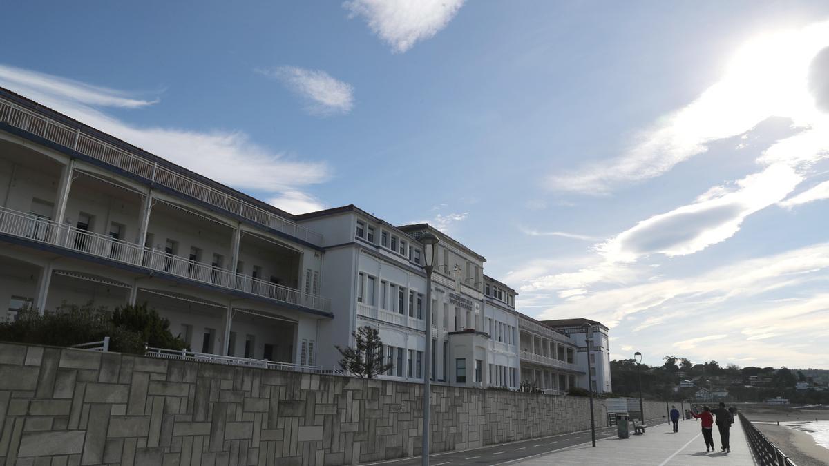 Imagen del hospital en la localidad vizcaína de Gorliz.