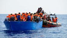 Malta y Francia ignoran en Twitter los méritos que se atribuye Pedro Sánchez en la acogida del Aquarius
