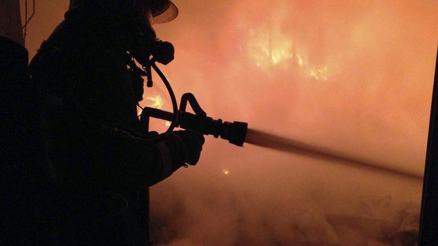 Desalojan un hotel de Valencia por un incendio