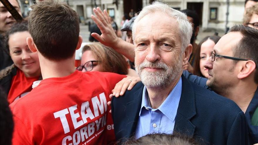 Jeremy Corbyn es elegido nuevo líder del Partido Laborista británico
