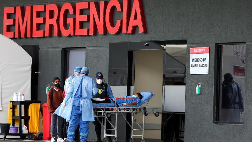 Se dispara la cifra de covid-19 en Ecuador, con 3.196 nuevos casos y 89 muertos