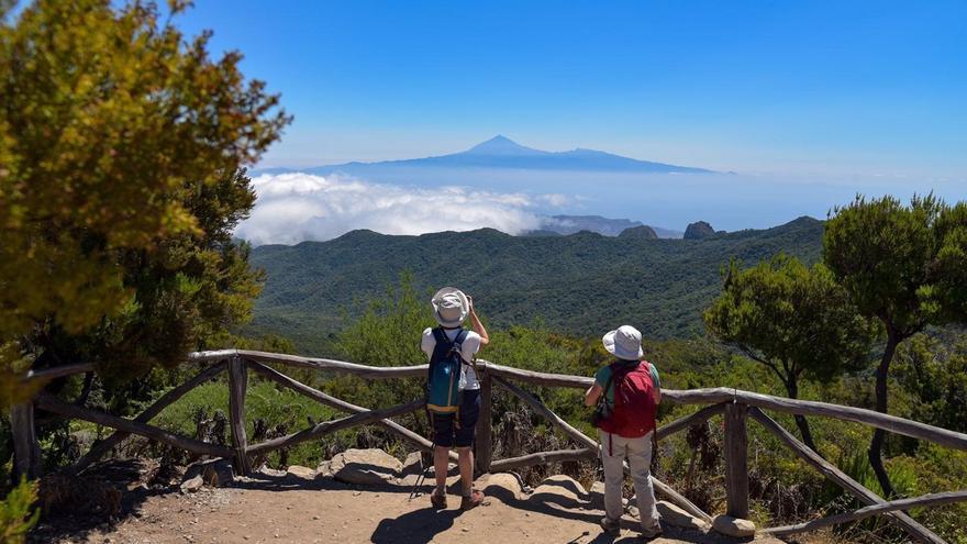 Teletrabajar en La Gomera, el sueño de los alemanes