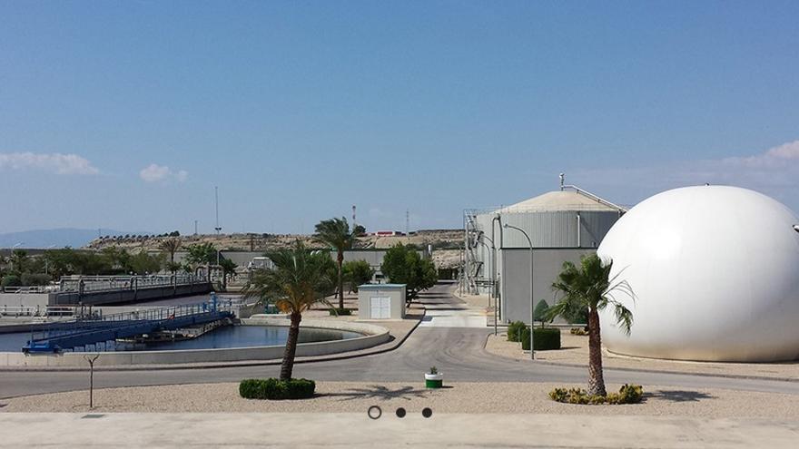 El Gobierno regional lleva diez años de retraso en instalar una depuradora de aguas residuales en una pedanía molinense