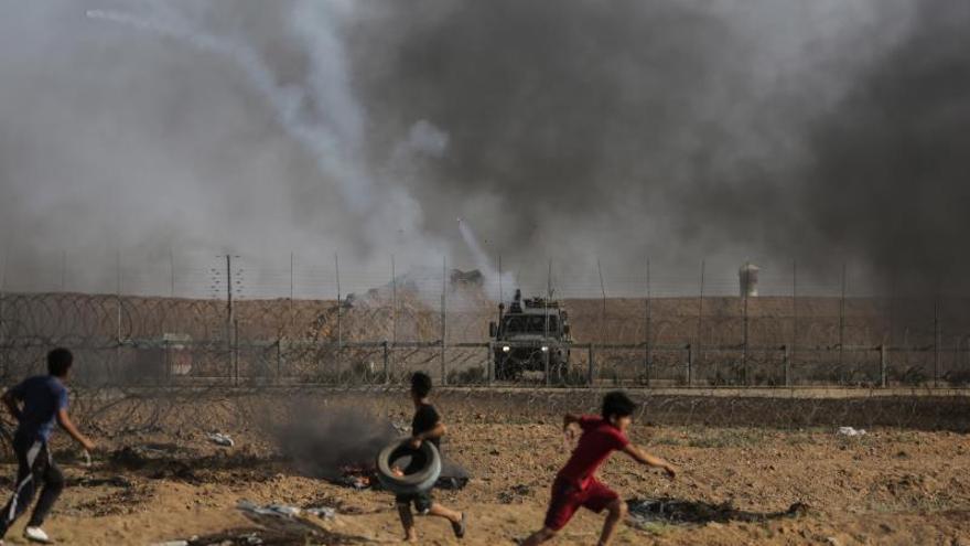 Escalada militar entre Israel y Gaza mientras se trataba acordar una tregua