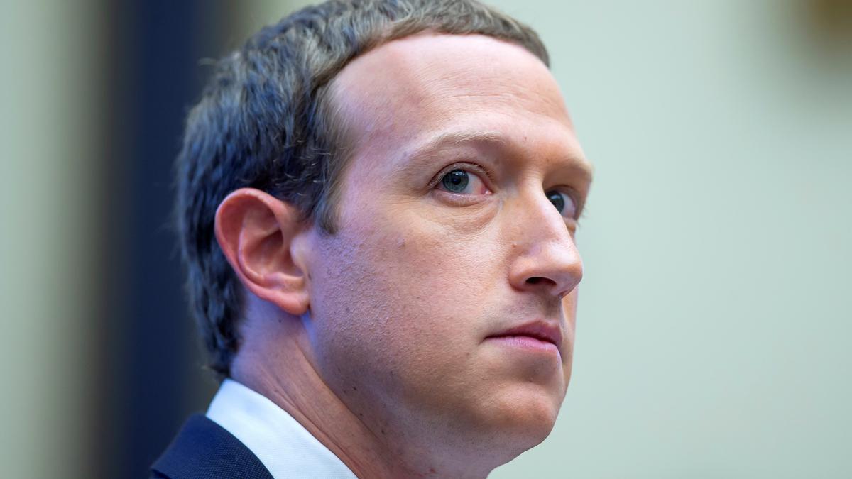 El consejero delegado de Facebook, Mark Zuckerberg. EFE/EPA/ERIK S. LESSER/Archivo