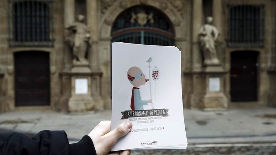 España suma casi 8.000 nuevos donantes de médula al mes, el doble de lo previsto