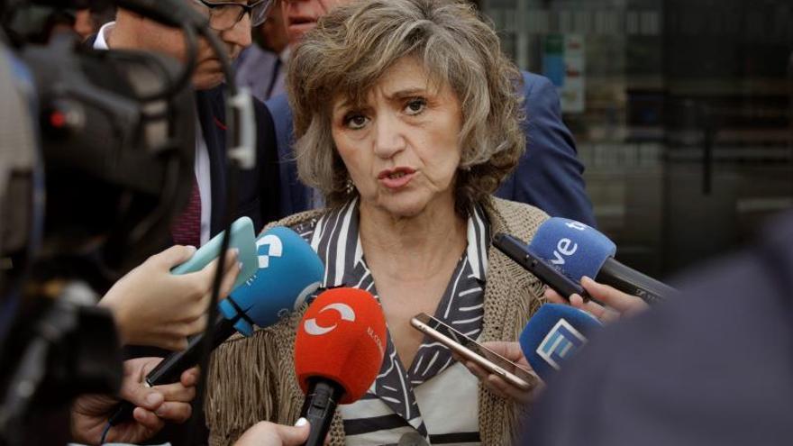 """Carcedo afirma que el Ministerio está """"alerta"""" ante el brote de listeriosis"""