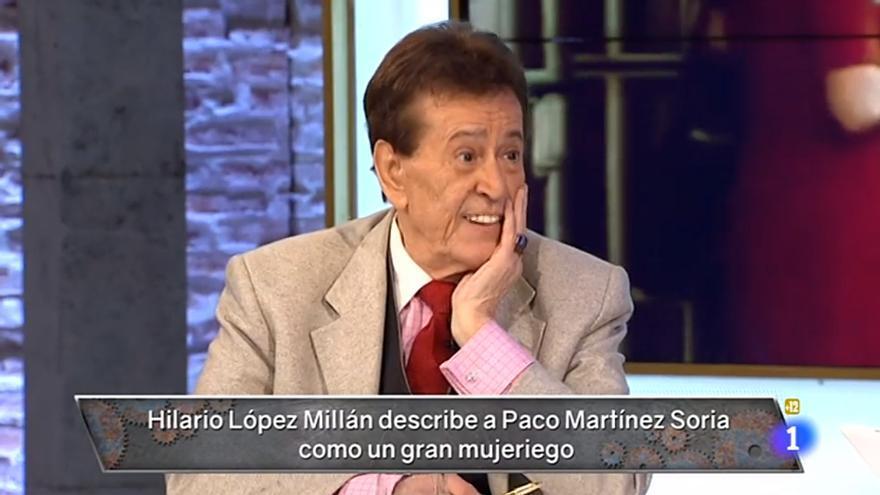 Hora Punta, sobre Paco Martínez Soria