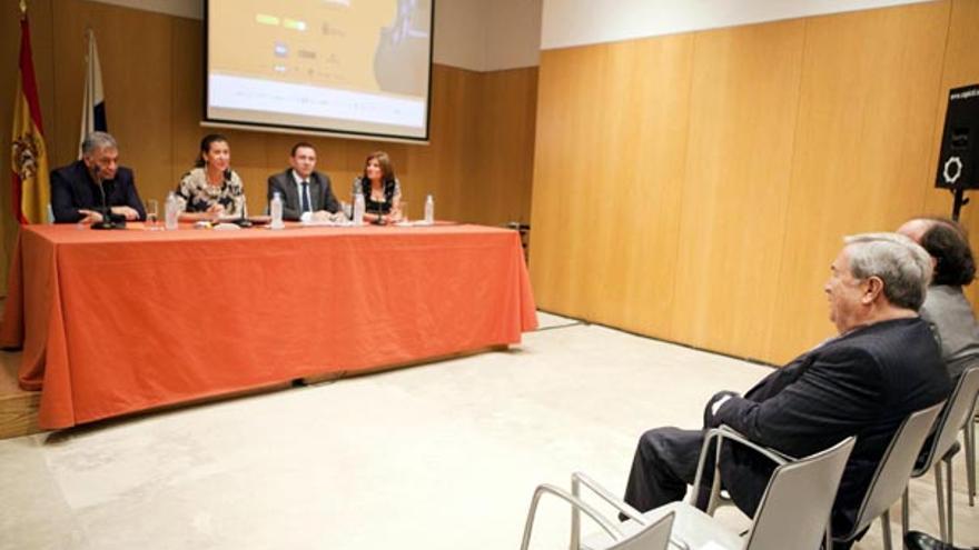 De la presentación del 26º Festival de Música de Canarias en Madrid #2