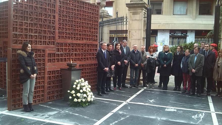 El Parlamento vasco celebra el 'Día de la Memoria' con la ausencia del PP y UPyD