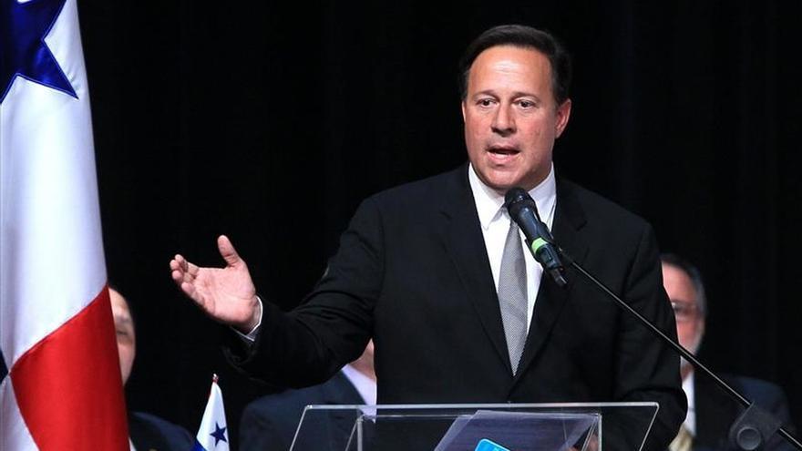 El presidente panameño ve en los atentados de París la razón para la coalición antiEI