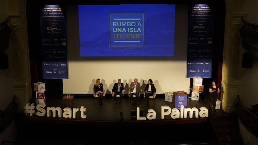 Un momento de la intervención de Anselmo Pestana.