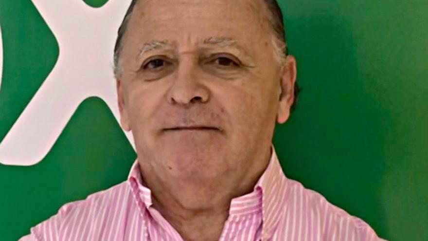 Juan Ros Alcaide, senador por Ceuta. VOX