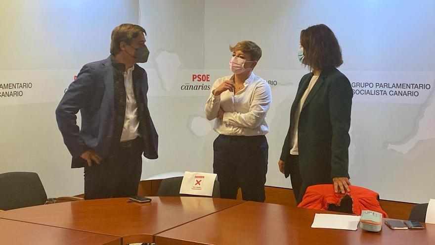 El PSOE apoya las necesidades del sector primario de las islas ante la nueva Ley de Cadena Alimentaria