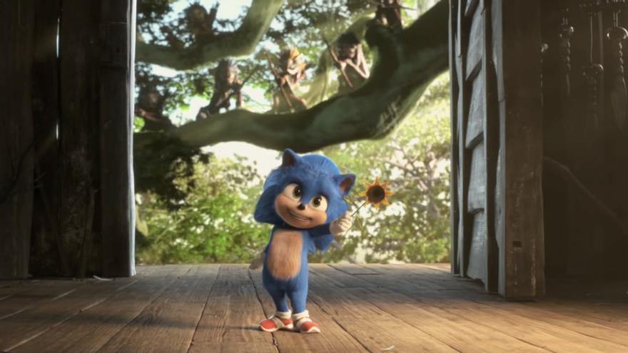 Sonic ofrece una ofrenda de paz a sus detractores
