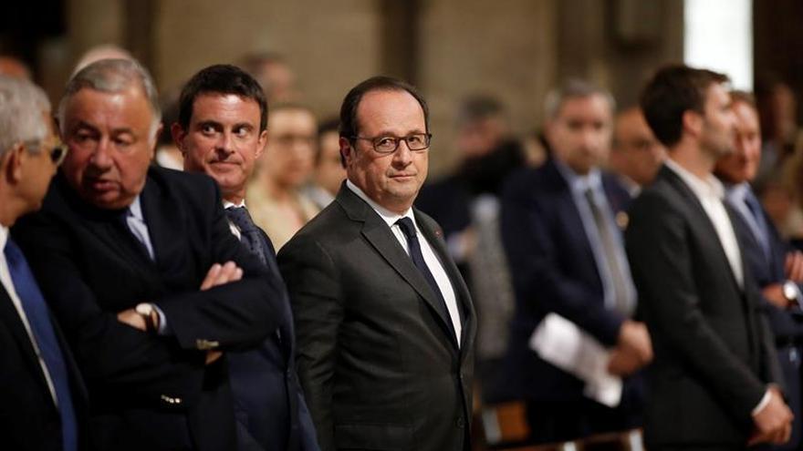 "Valls reconoce un error judicial pero descarta un Guantánamo ""a la francesa"""