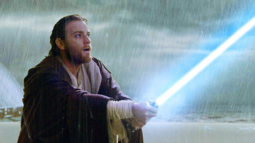 Ewan McGregor como Obi Wan Kenobi