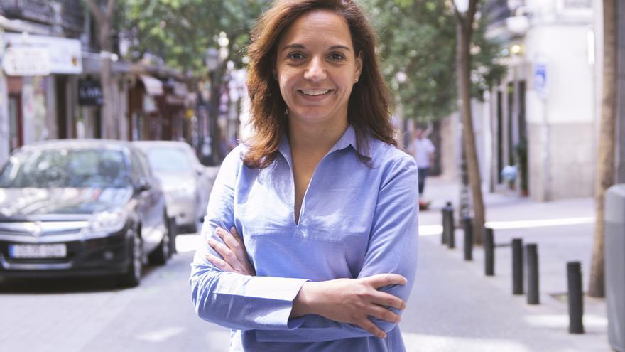 Sara Hernández, Secretaria General de PSOE C. Madrid