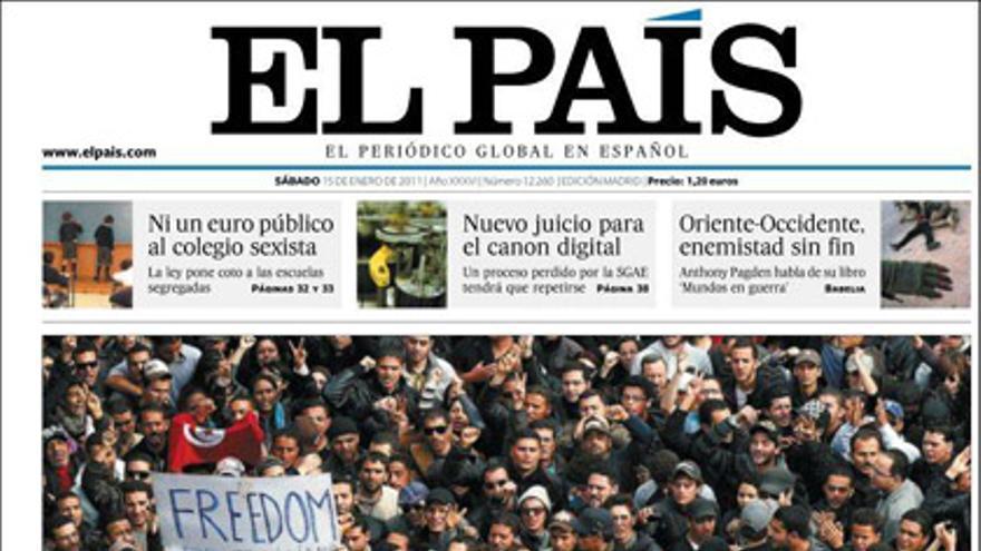 De las portadas del día (15/01/2010) #6