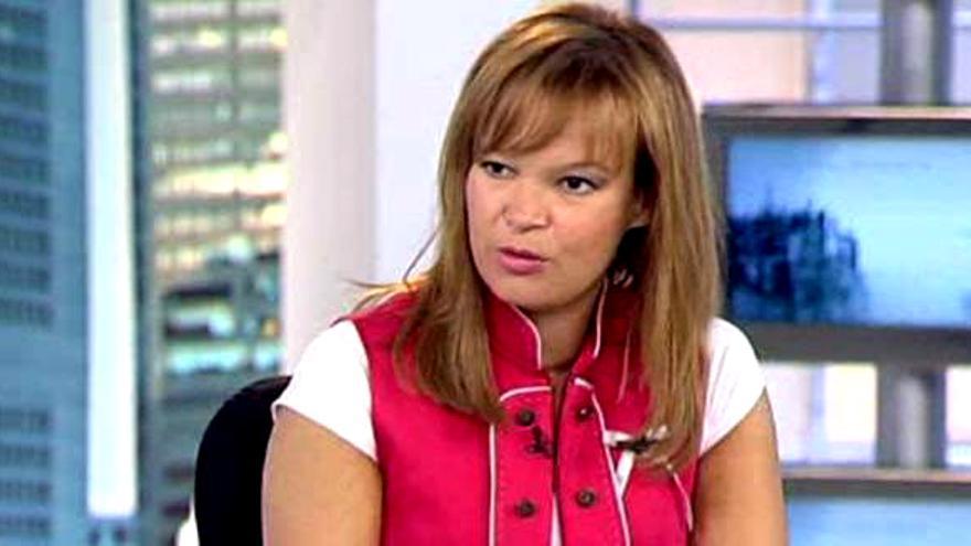 Leire Pajín se defiende en Telecinco de las críticas a su físico