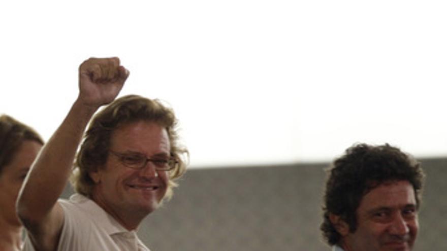 Cooperantes secuestrados por Al Qaeda y recién liberados, Albert Vilalta y Roque
