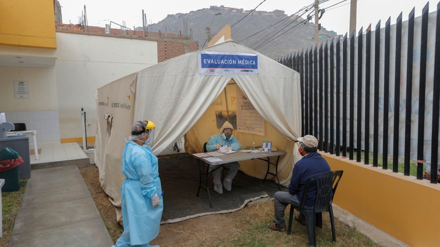 """Perú dice que la variante local de covid """"no representa una preocupación mayor"""""""