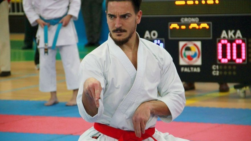 Karate: Plata para Damián Quintero