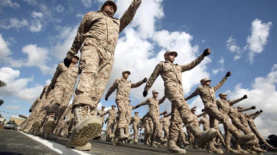La guerra y el contrabando dominan Libia 7 años después de la revolución