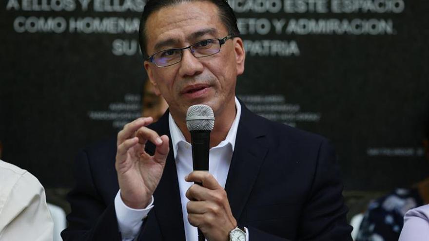 """El ombudsman salvadoreño dice que la nulidad de la Amnistía no traerá una """"cacería de brujas"""""""