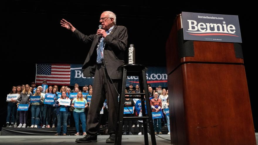 Sanders a sus seguidores: Si Trump gana, todo nuestro progreso está en riesgo