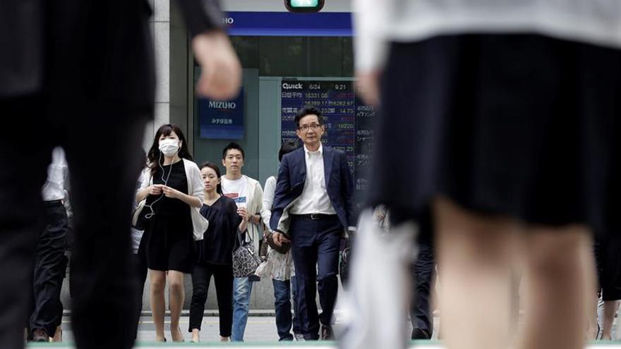 La Bolsa de Tokio baja un 0,07 por ciento en la apertura