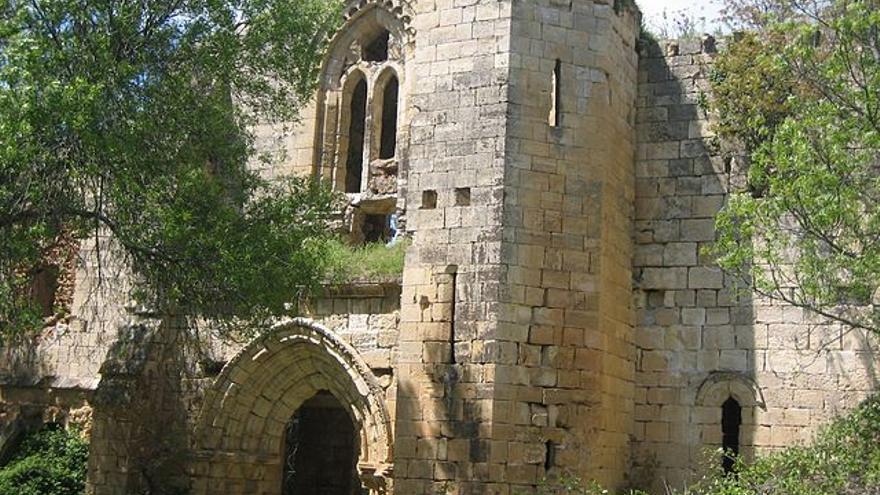 Monasterio de Bonaval, Retiendas (Guadalajara) / Foto: arteguias.com