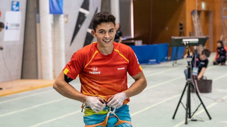 Alberto Ginés.