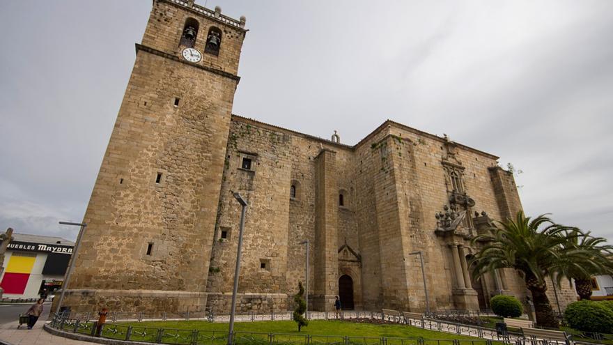 Iglesia Santiago Apostol Miajadas