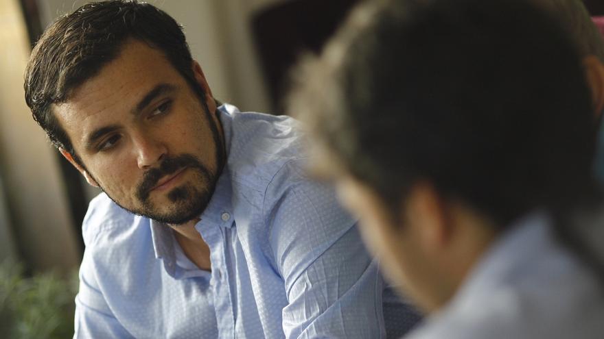 Garzón se niega a responder a los ataques de Podemos e insiste en que Ahora en Común puede ser la base de la unidad