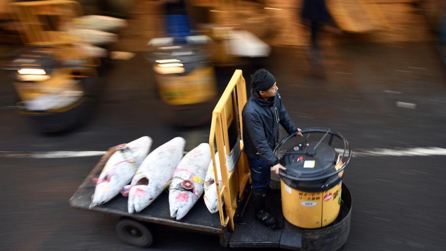 La ciudad china de Cantón suspende la importación de congelados tras tres positivos