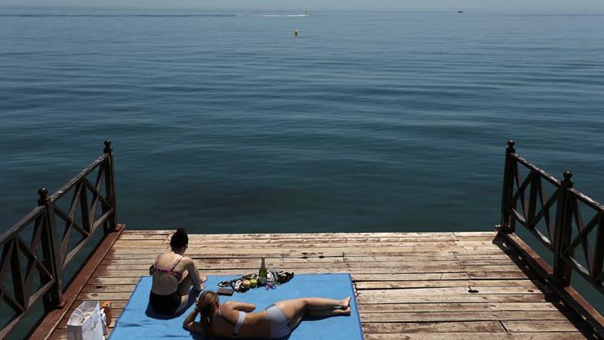 El superávit por cuenta corriente del turismo crece el 9,1 % hasta mayo