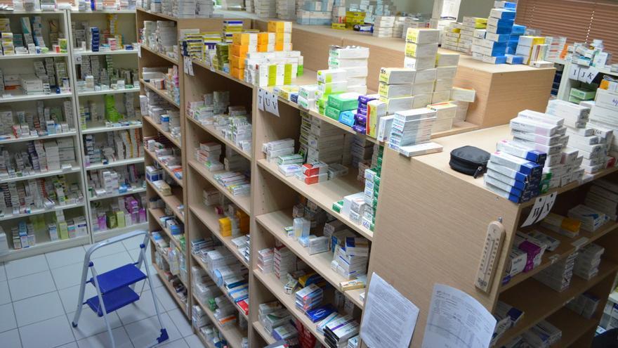 Sala de medicamentos