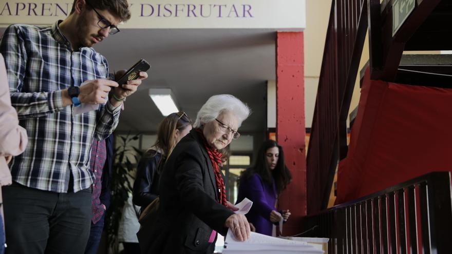 Colegio electoral de Valdezarza