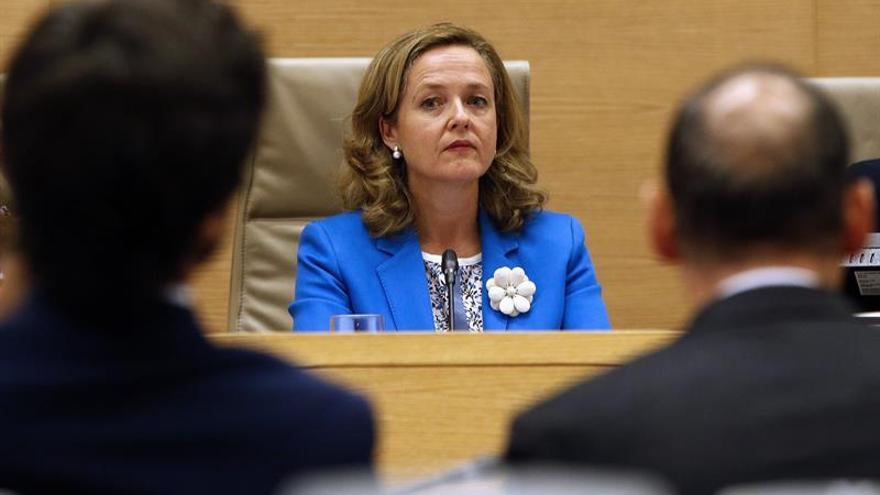 Calviño empieza a abordar con la Comisión Europea el presupuesto para 2019