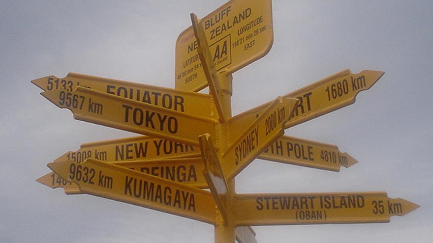 Debemos de trazar un camino a la hora de internacionalizar nuestra compañía (Foto: campamento de lazlo | Flickr)