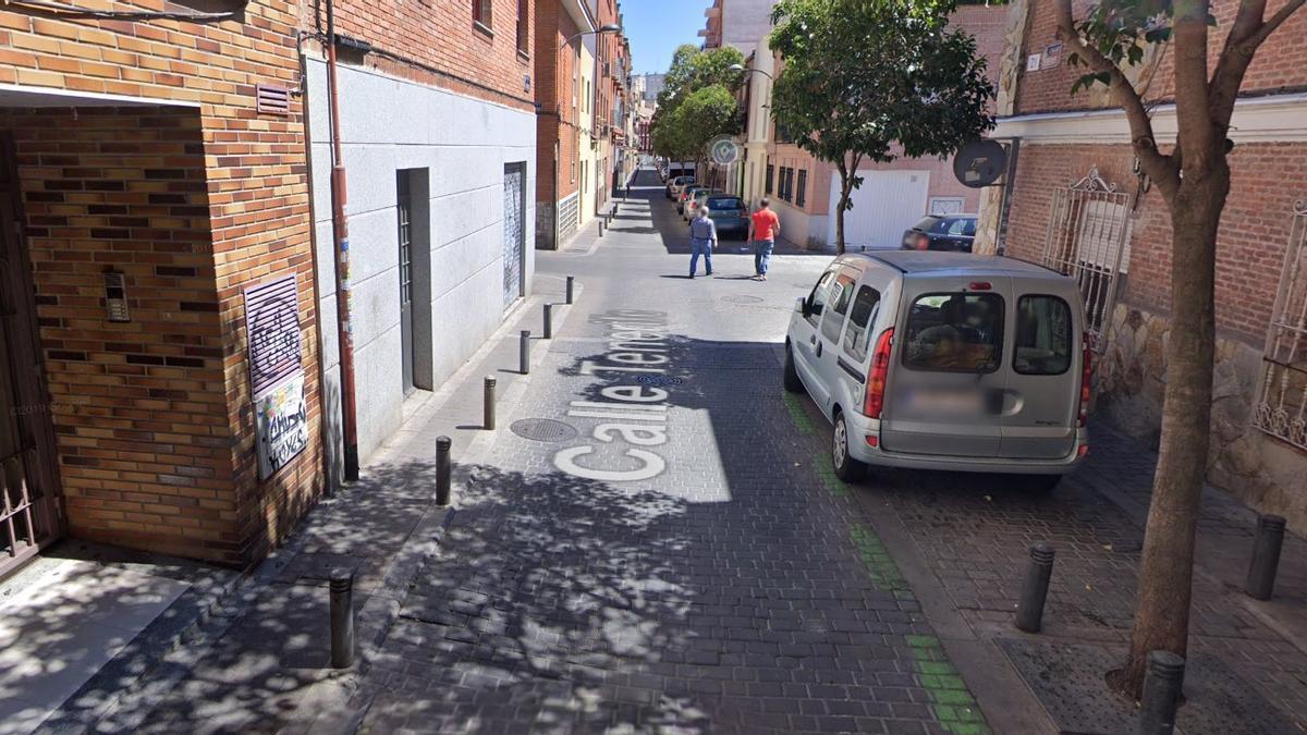 Imagen de la calle Tenerife, en Tetuán