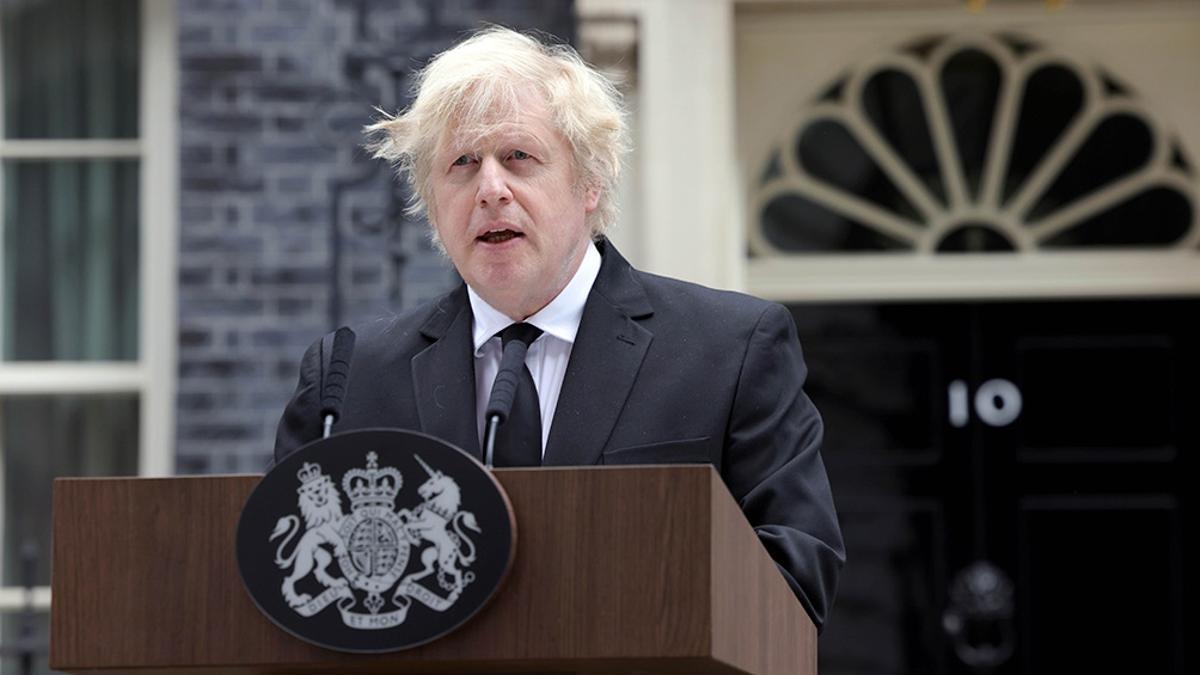 Boris Johnson hizo las declaraciones antes del lanzamiento oficializado en la Cumbre Mundial de Salud.