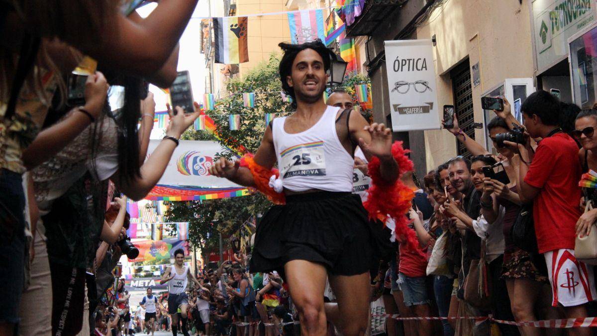 Óscar, ganador de la Carrera de Tacones 2019 | SOMOS CHUECA