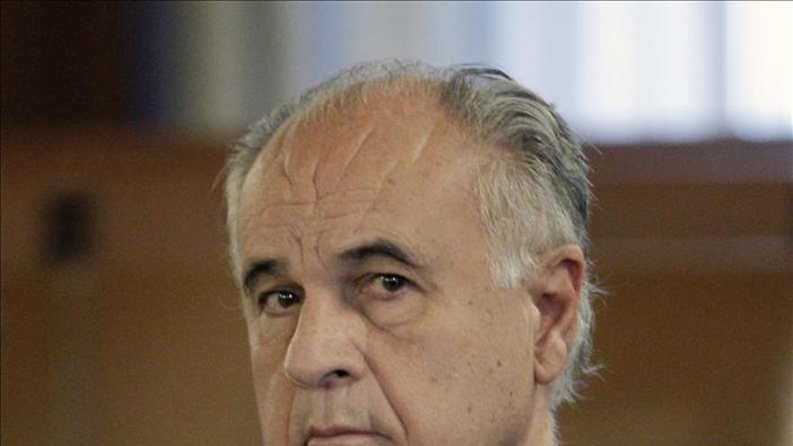 Rafael Blasco, exconseller y exportavoz del PP, todavía es diputado