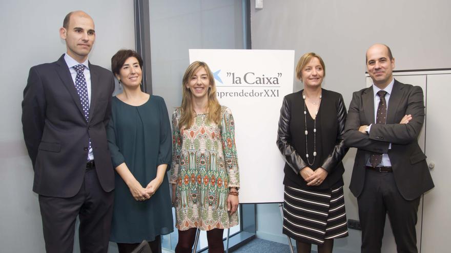 Presentación de la décima edición de los Premios EmprendedorXXI / Caixabank