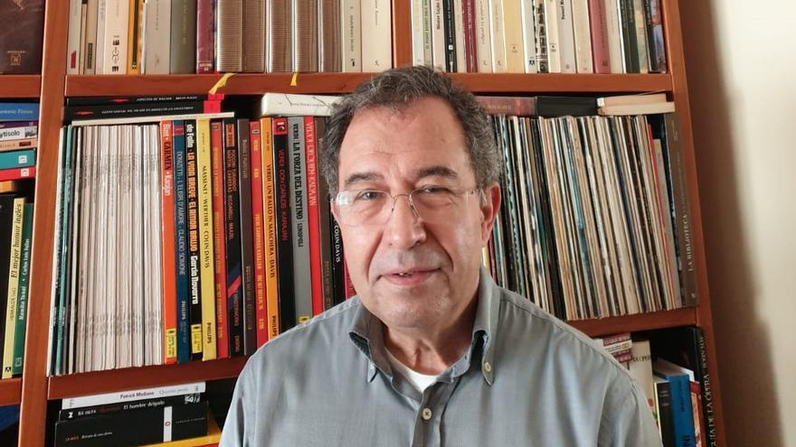 El catedrático de Derecho Constitucional Marc Carrillo.