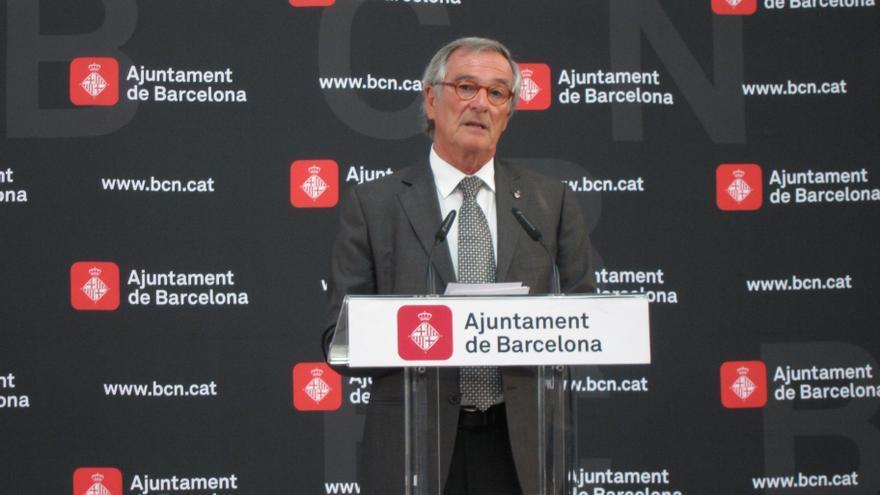 """El alcalde de Barcelona ve """"una gran equivocación"""" la declaración contra Duran de CDC"""