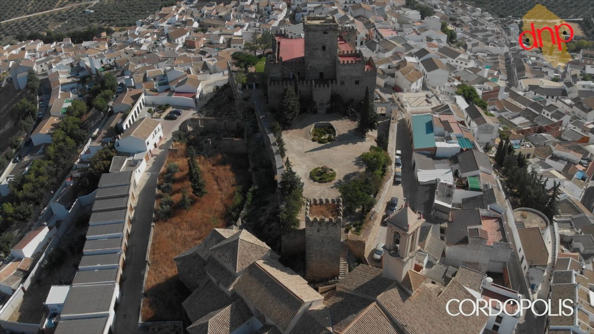 Castillo de Espejo | FERNANDO HERMOSO